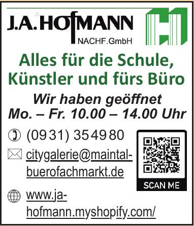 J. A. Hofmann Nachf. GmbH