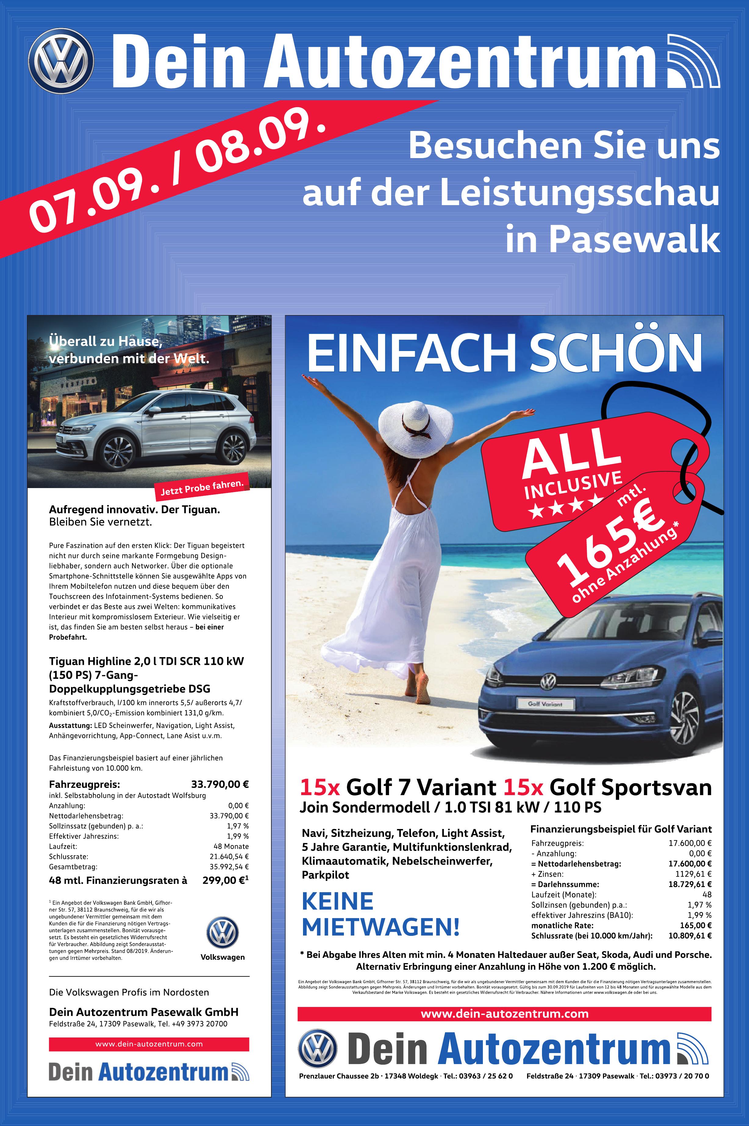 Dein Autozentrum Pasewalk GmbH