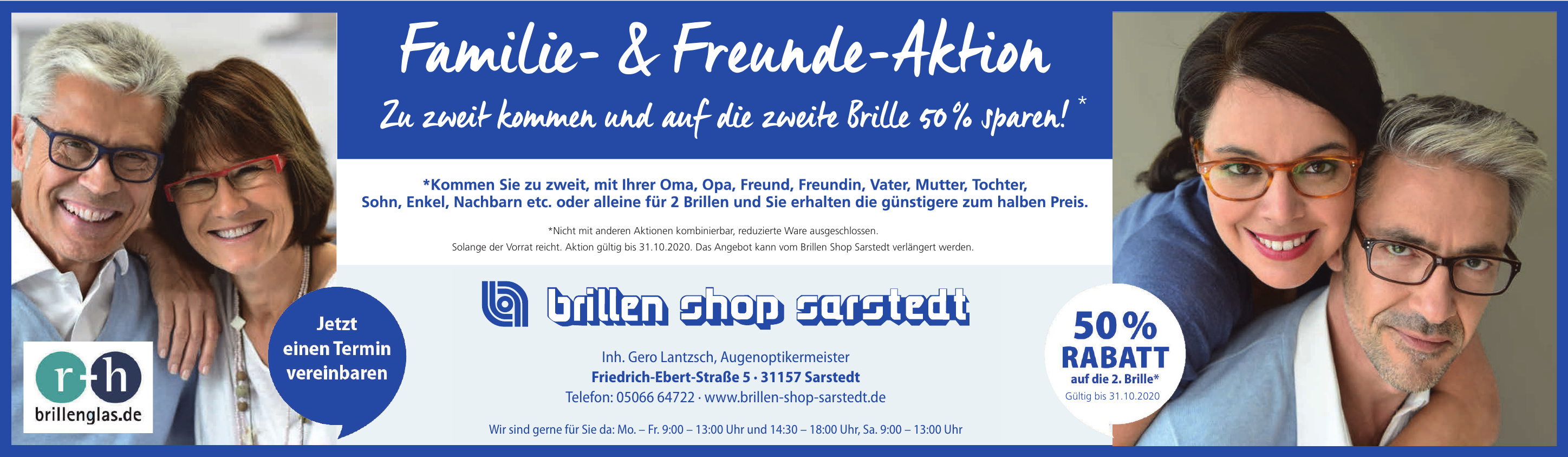 Brillen Shop Sarstedt