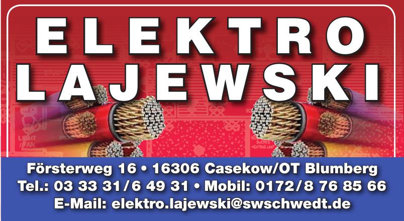Elektro Lajewski