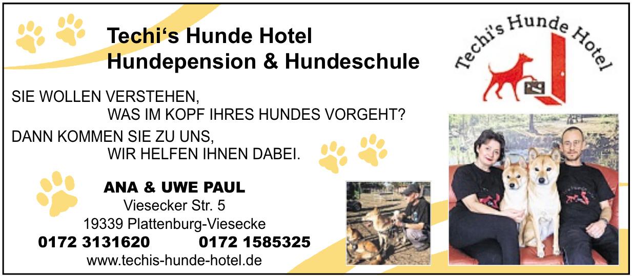 Techi´s Hunde Hotel