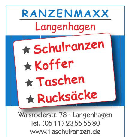 Ranzenmax Langenhagen