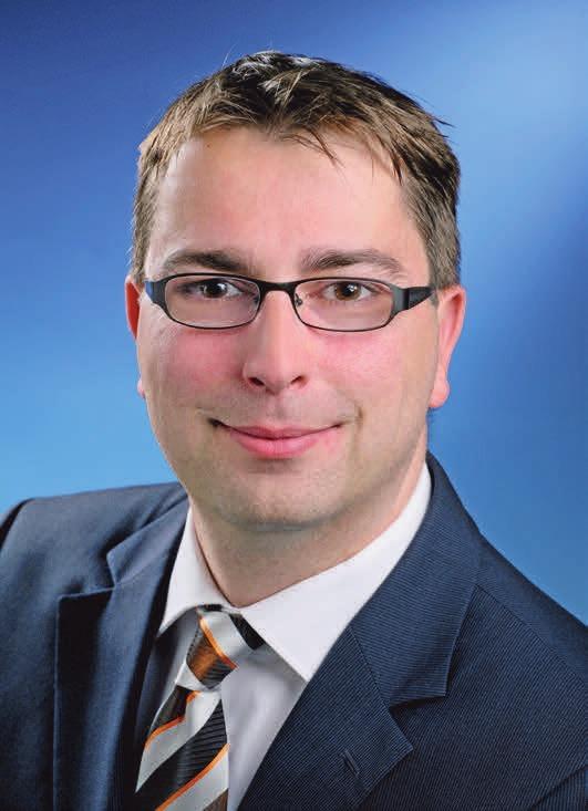 Florian Kull steht angehenden Bauherren und Sanierern mit Rat und Tat zur Seite. Foto:Volksbank BraWo