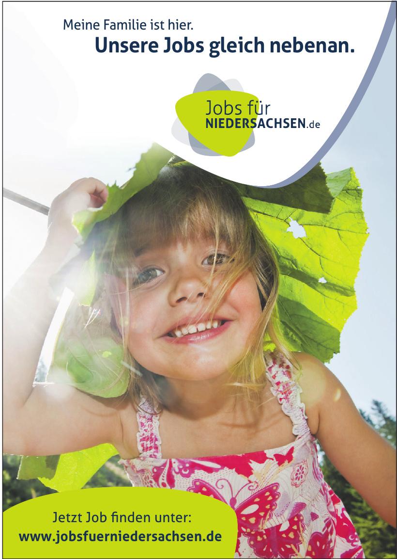 Jobs für Niedersachsen.de