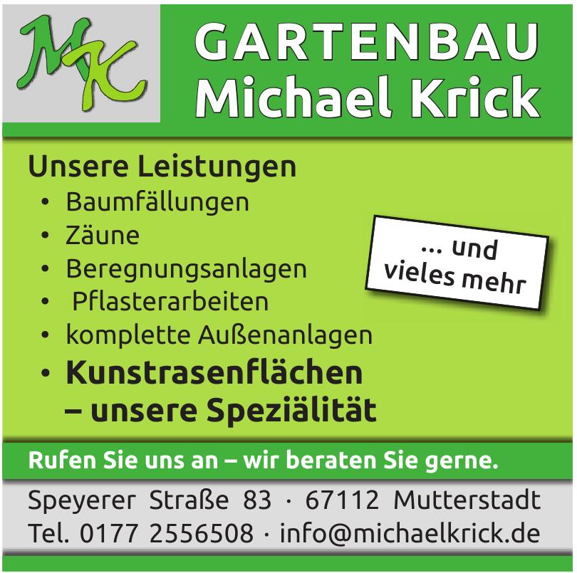 Gartenbau Michael Krick