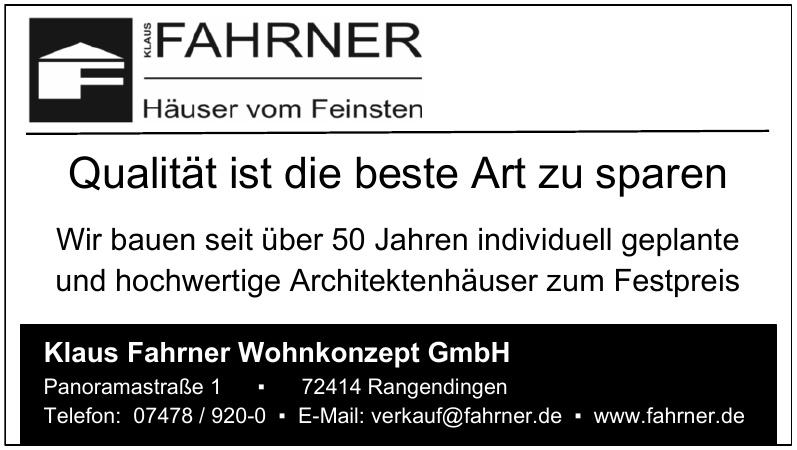 Klaus Fahrner Wohnkonzept GmbH