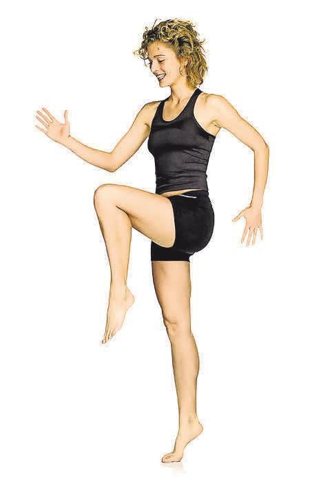 Gezielte Übungen helfen dabei die Venen fit zu erhalten. FOTO: DJD