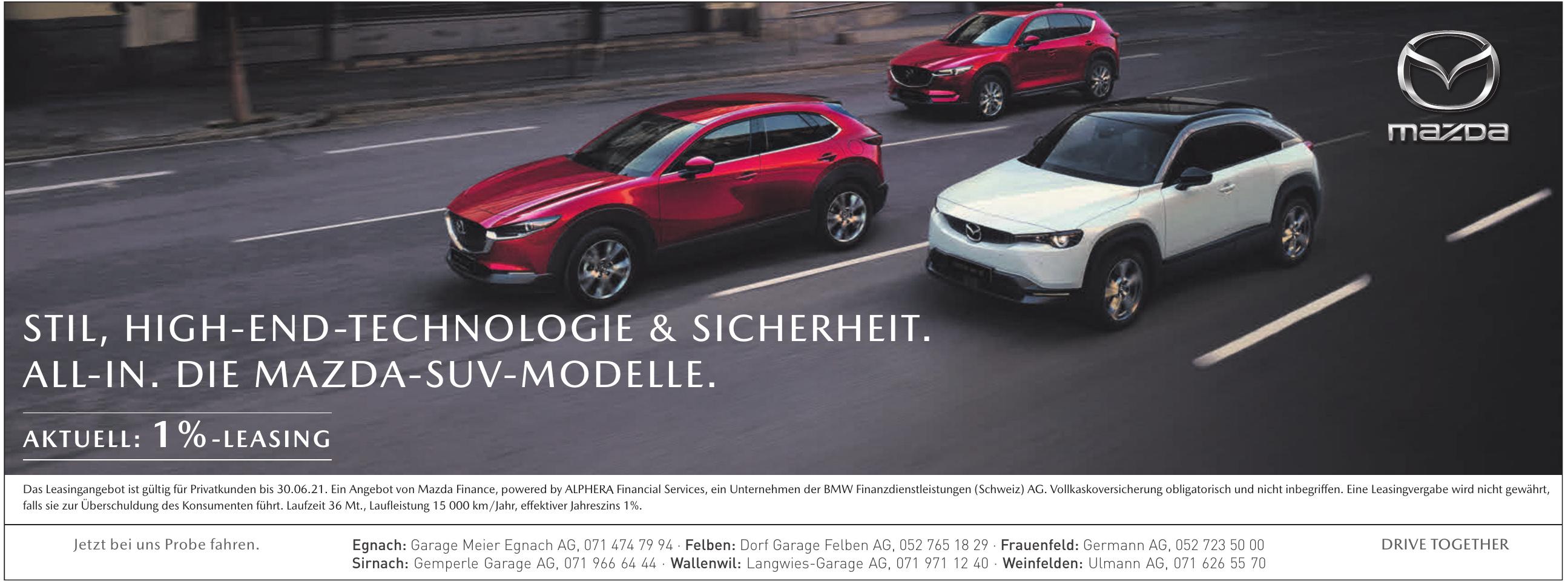 Garage Meier Egnach AG