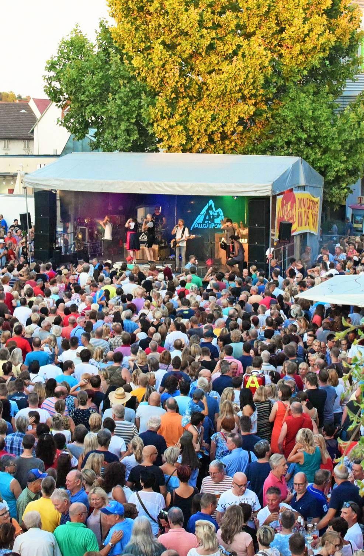 """Neckarsulm lädt wieder zu """"Donnerstags in die City"""" ein.Foto: Archiv/Leitz"""