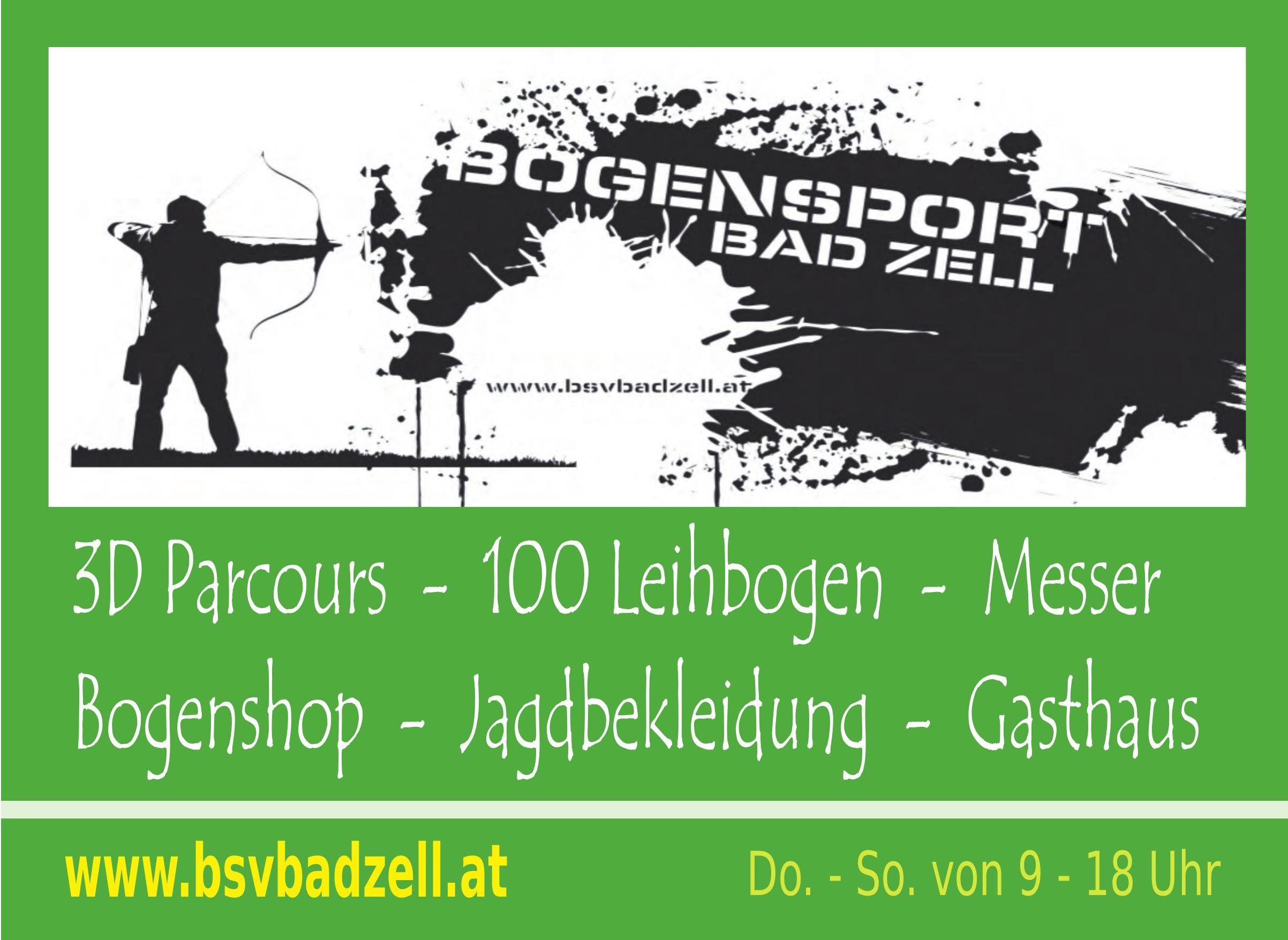 Bogensport Bad Zell