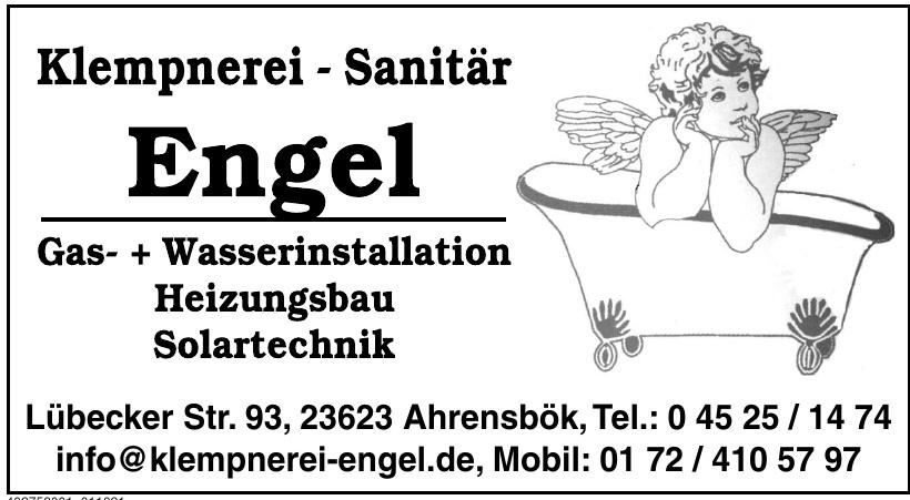 Klempnerei, Sanitär Engel