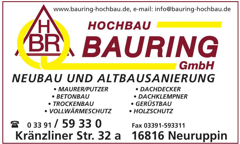 Hochbau Bauring GmbH