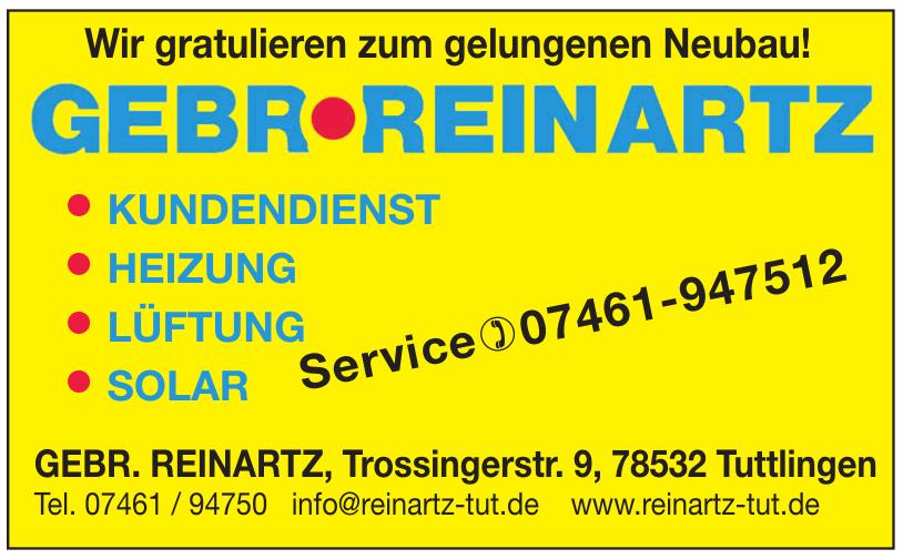 Gebr. Reinartz