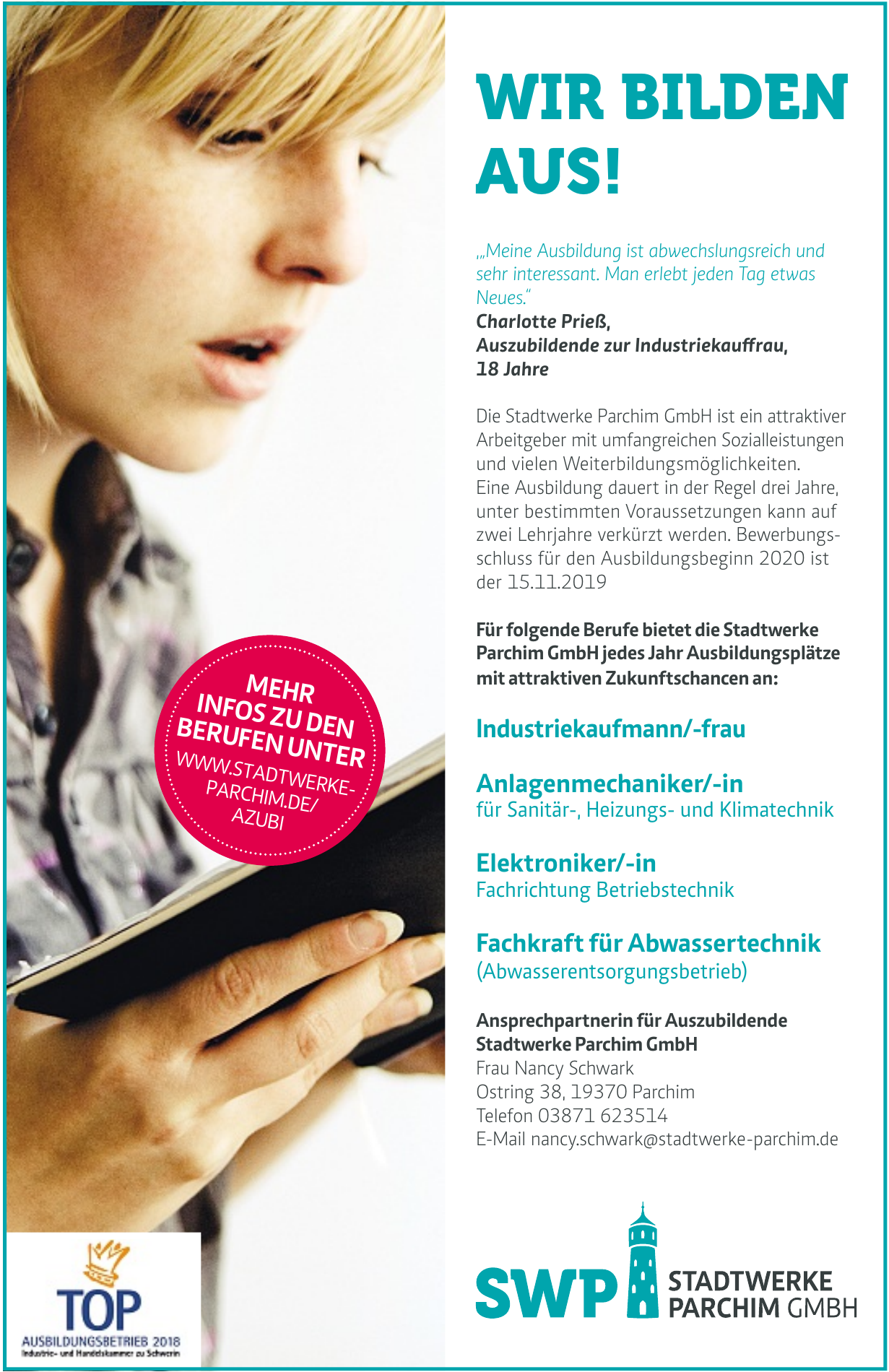 Stadtwerke Parchim GmbH