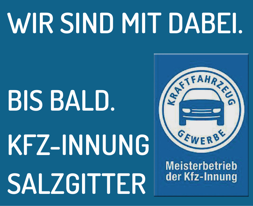 Kraftfahrzeug Gewerbe Meisterbetrieb der Kfz-Innung