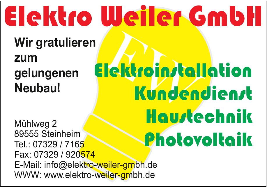 Elektro Weiler GmbH