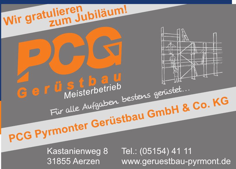 PCG Gerüstbau