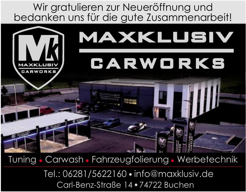 Maxklusiv Carworks