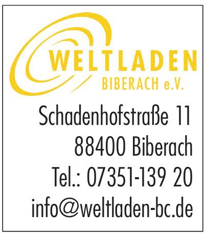 Weltladen Biberach e. V.