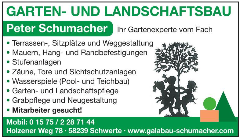 Garten- und Landschaftsbau Peter Schumacher