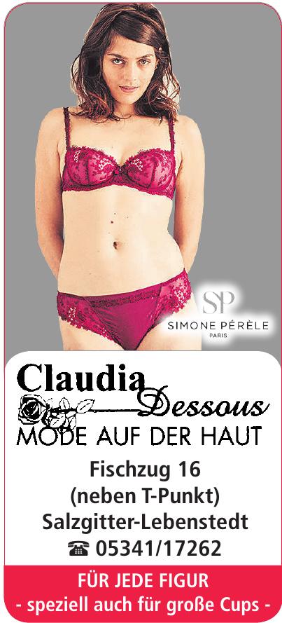 Claudia Dessous