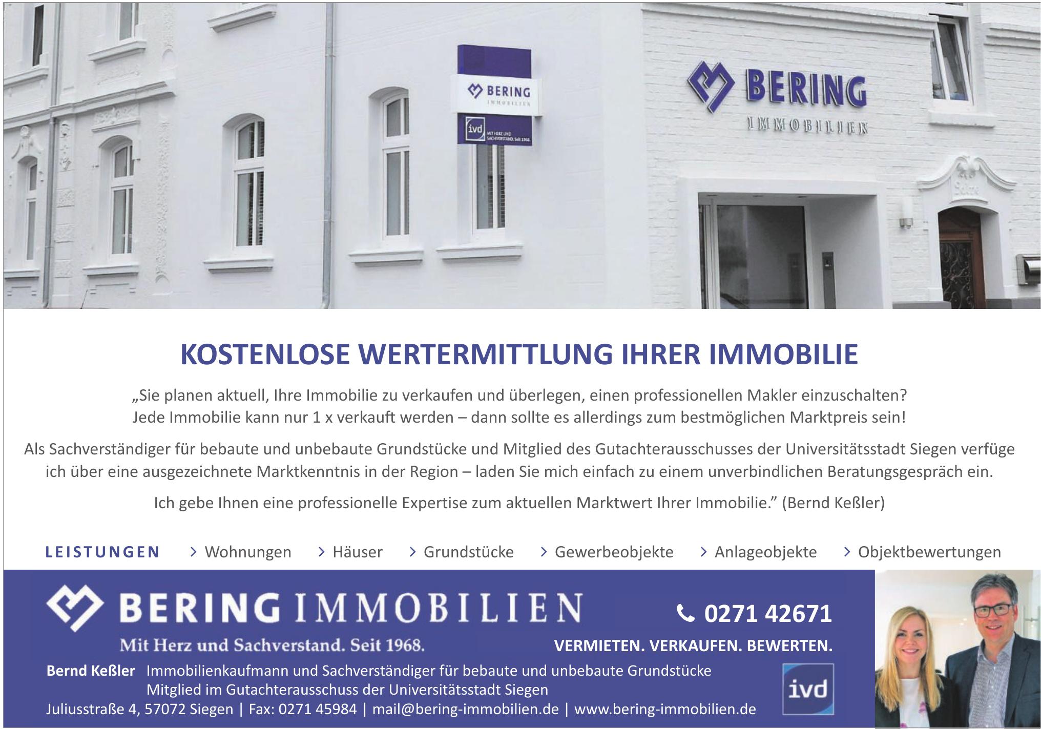 BERING IMMOBILIEN IVD
