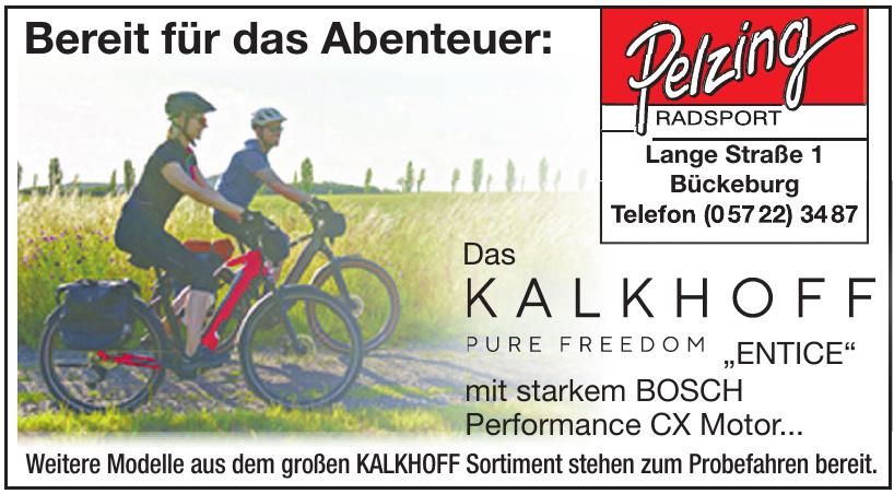 Pelzing Radsport