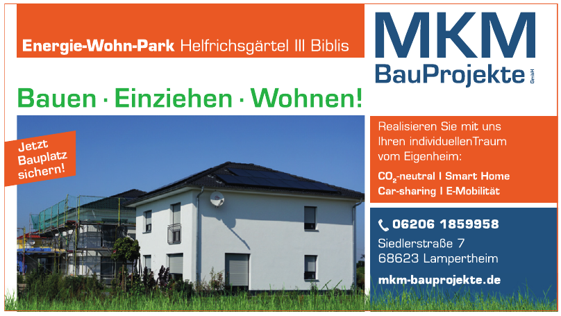 MKM BauProjekte GmbH