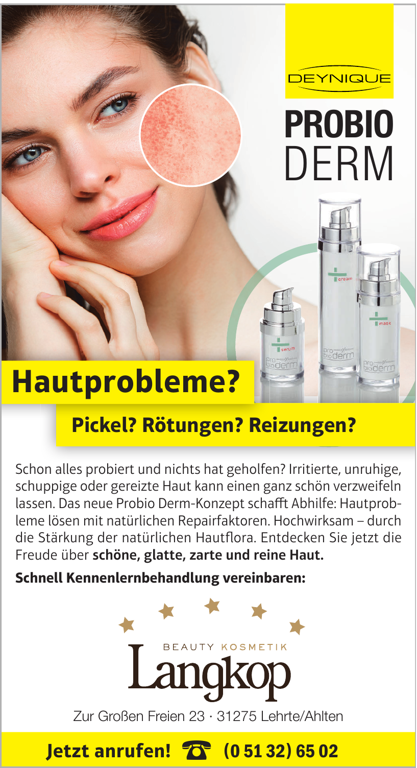 Beauty Kosmetik Langkop