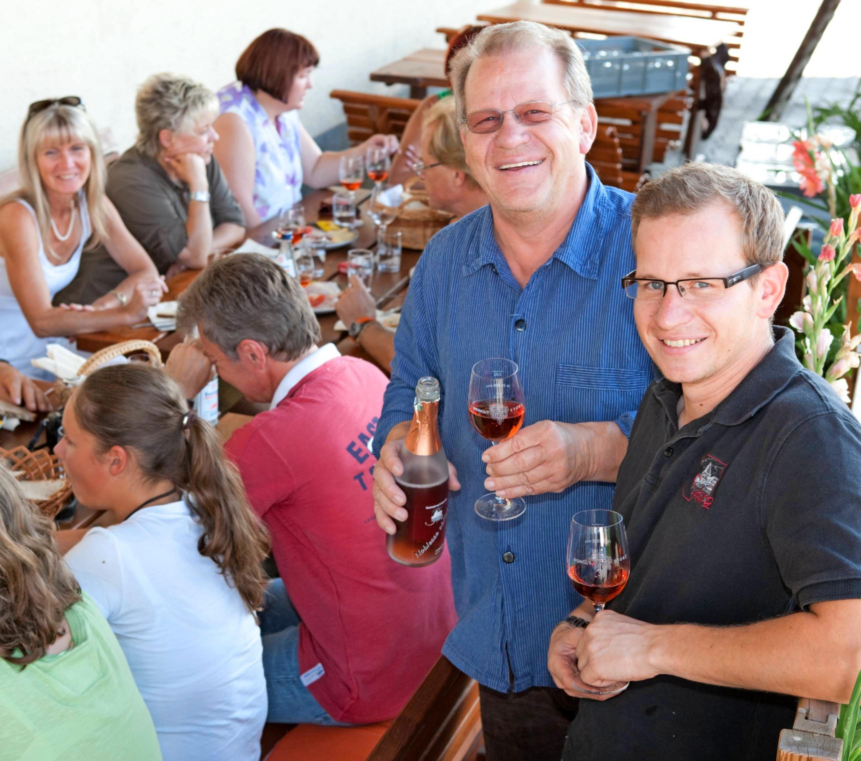 Am Samstag und Sonntag, 22. und 23. Juni, lädt Familie Storz aus Cleebronn wieder zum traditionellen Hoffest am Michaelsberg. Foto: privat