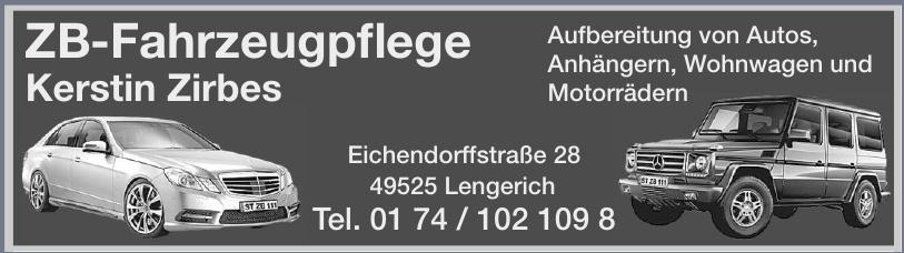 ZB-Fahrzeugpflege Kerstin Zirbes