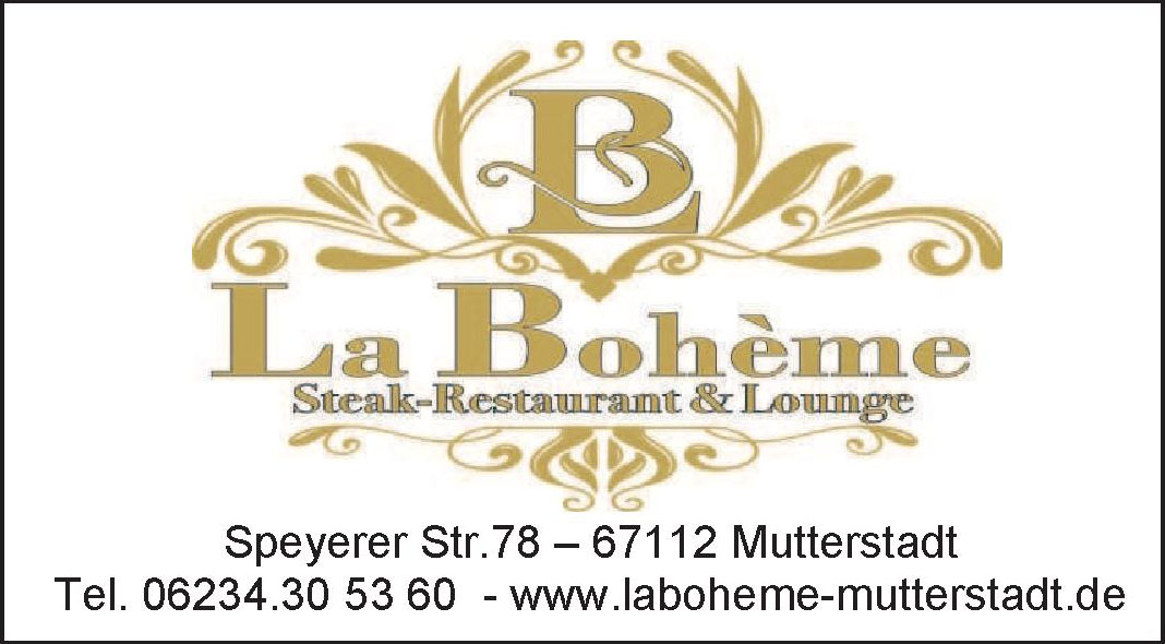 La Bohème Steak-Restaurant & Lounge