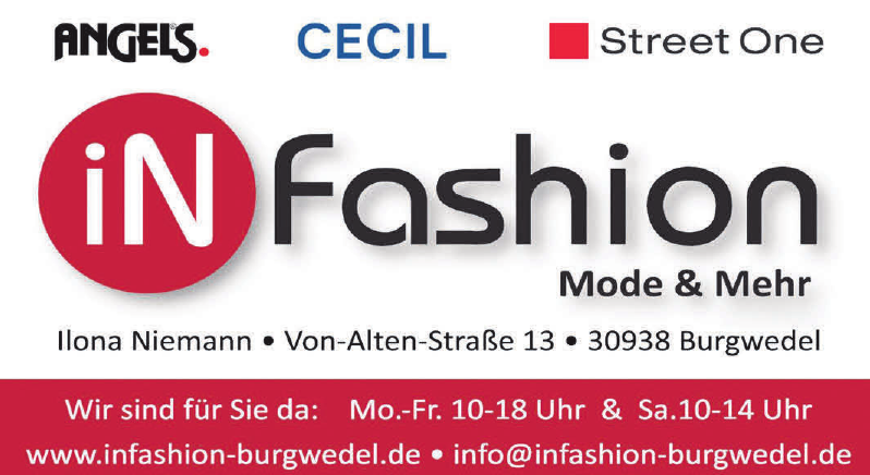 iNFashion Mode & Mehr