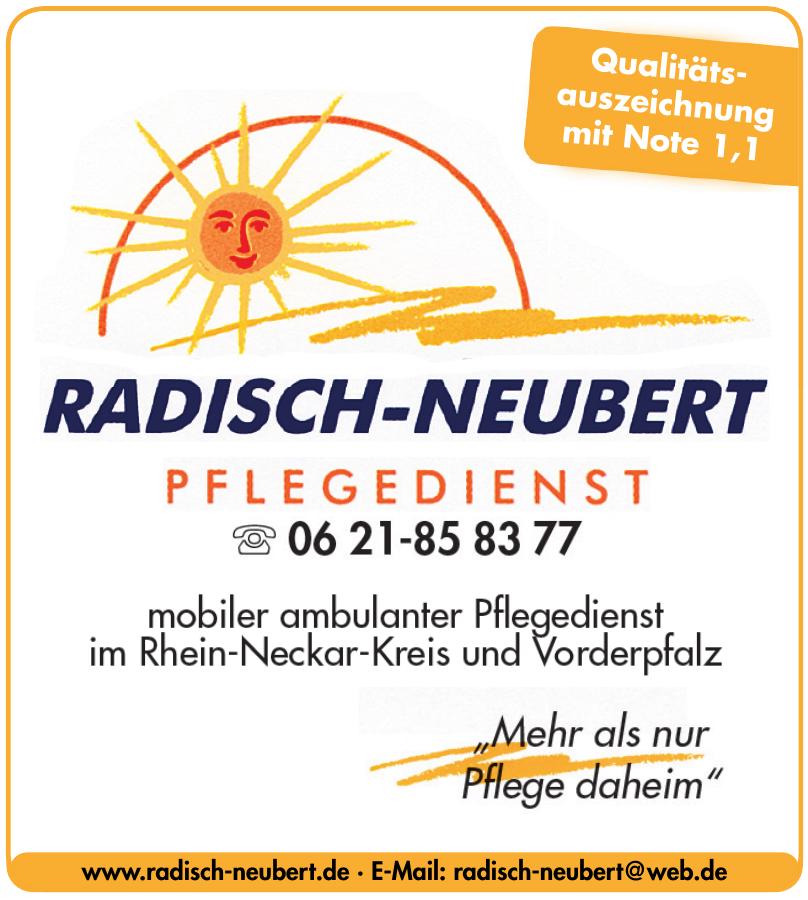Radisch-Neubert Pflegedienst