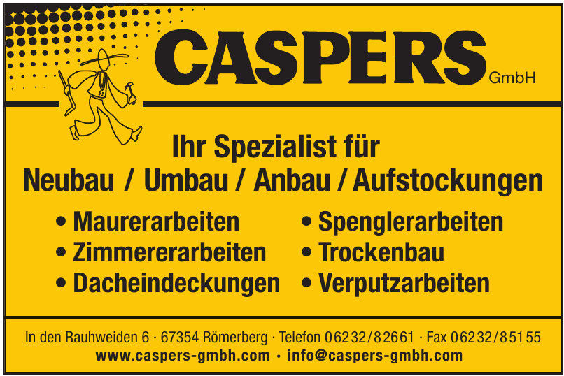 Caspers GmbH