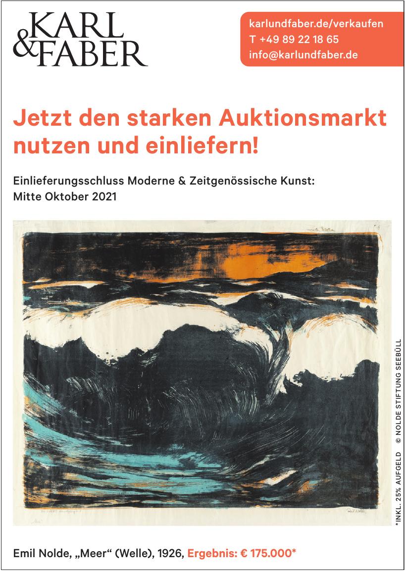 Karl & Faber