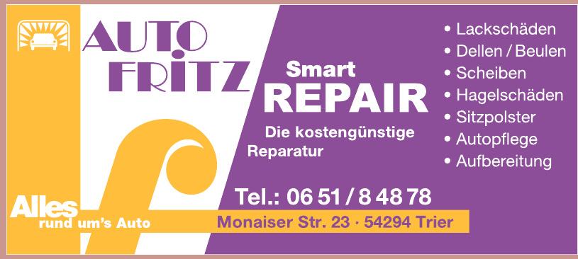 Auto Fritz Smart Repair