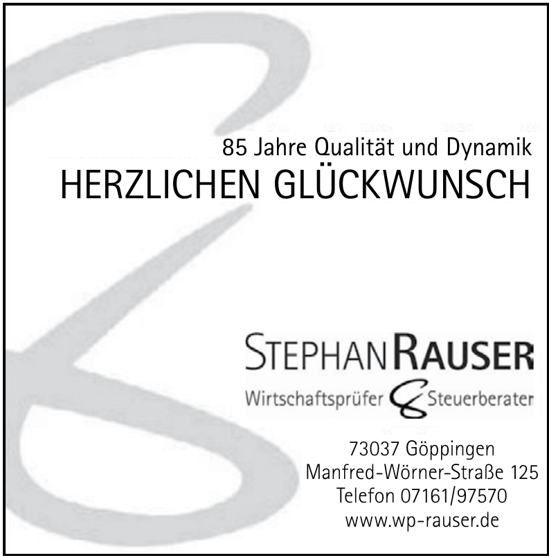 Stephan Rauser