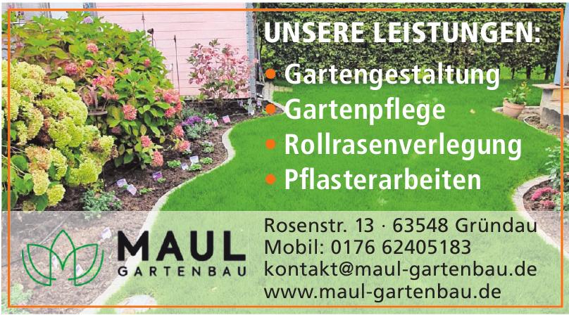 Maul Gartenbau
