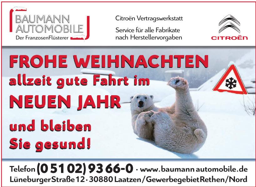 Baumann Automobile