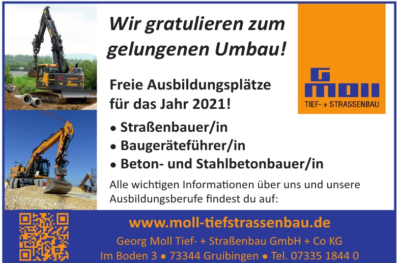 Georg Moll Tief + Straßenbau GmbH + Co KG