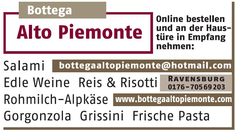 Bottega Alto Piemonte