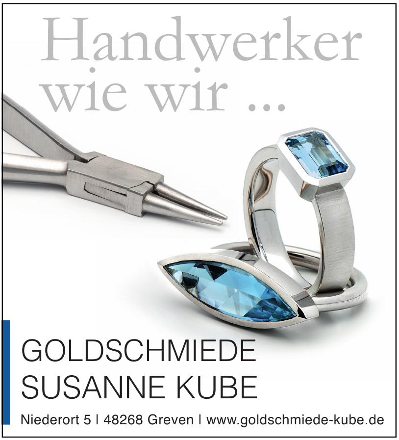 Goldschmiede Susanne Kube