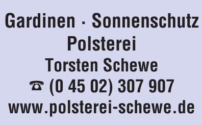 Gardinen, Sonnenschutz, Polsterei Torsten Schewe