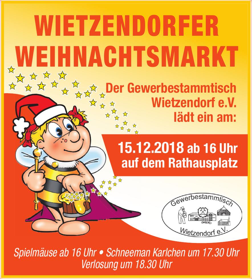 Der Gewerbestammtisch Wietzendorf e.V.
