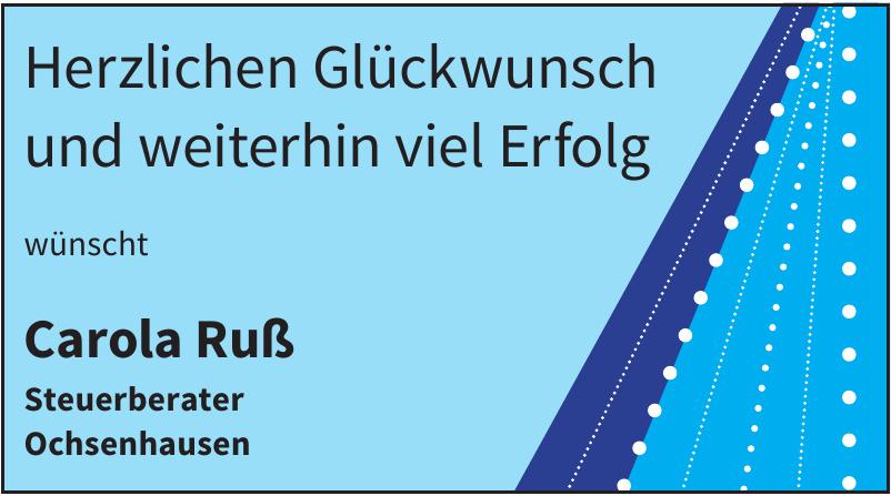 Carola Ruß Steuerberater Ochsenhausen