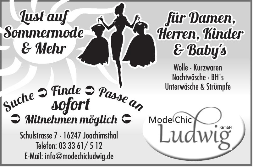 Mode Chic Ludwig GmbH