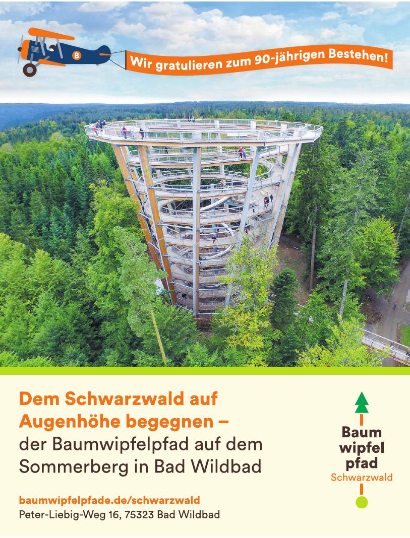 Baumwipfelpfad Schwarzwald