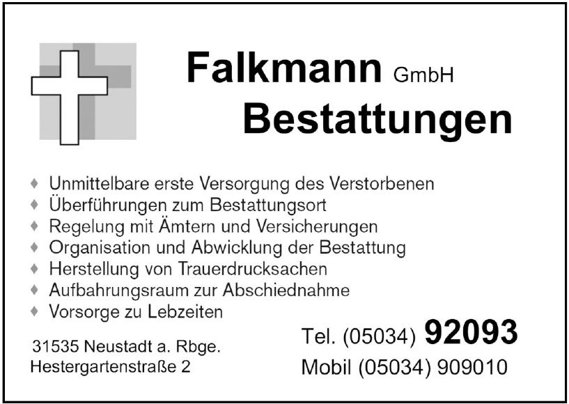 Falkmann Bestattungen GmbH