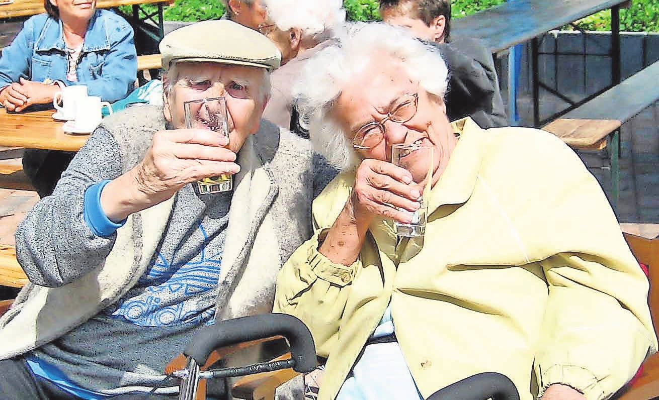10 Jahre gibt es die Seniorenresidenz Lindenhof nun in Hämelerwald: Ein guter Grund zum Feiern.